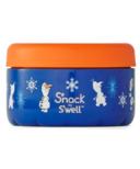 S'nack x S'well Disney Frozen 2 Trusty Sidekick Food Container Olaf