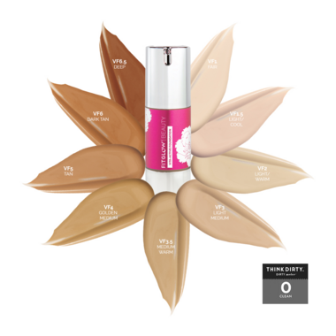 Fitglow Beauty Vita Active Foundation