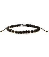 LaVigne Dream Bracelet Black Obsidian
