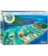 Eurographics Save Our Planet Collection Coral Reef Puzzle
