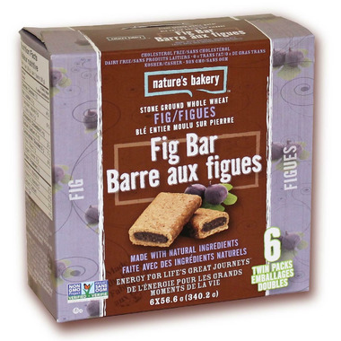 Nature\'s Bakery Whole Wheat Fig Bars