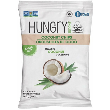 Hungry Buddha Classic Coconut Chips Case