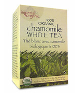 Uncle Lee's Imperial Organic Chamomile White Tea