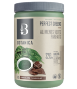 Botanica Perfect Greens Chocolate