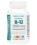 Prairie Naturals Vitamin B-12 Sublingual with Folic Acid