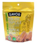 Savor Organic Aussie Style Tropical Licorice