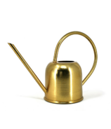 Natural Living Doro Watering Can Gold