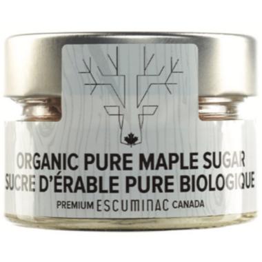 Escuminac Organic Maple Sugar