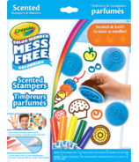 Crayola Color Wonder Scented Stampers & Markers