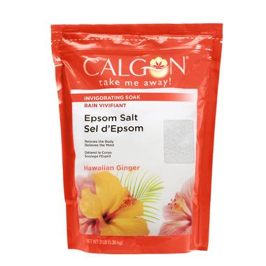 Calgon Hawaiian Ginger Epsom Salts
