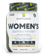 Bodylogix Women's Natural Protein Vanilla