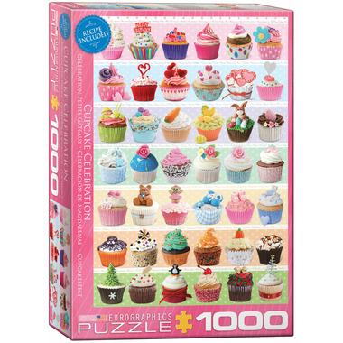 Eurographics Cupcake Celebration Puzzle