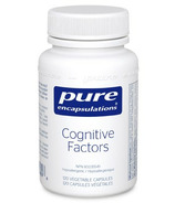 Pure Encapsulations Cognitive Factors