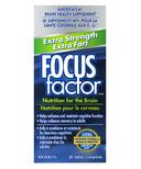 FOCUSfactor Brain Health Extra Strength