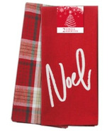 Domay Noel Kitchen Towels 2 Pack