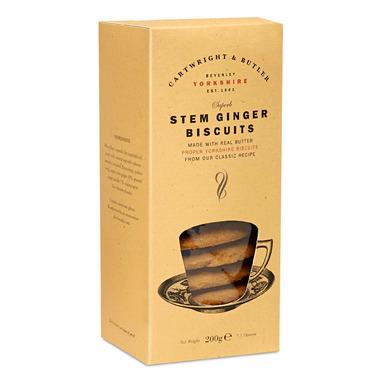 Cartwright & Butler Stem Ginger Biscuits