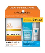 La Roche-Posay Sun Protection Anthelios XL Lotion SPF 60 Value Set