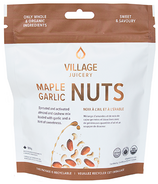 Village Juicery Maple Garlic Nuts