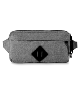 JanSport Waisted Waist Pouch Grey Letterman Poly
