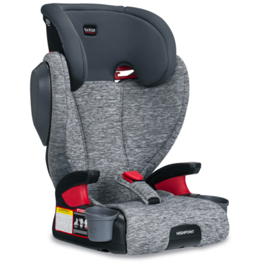 Britax Highpoint Booster Seat Asher