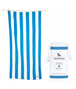 Dock & Bay Quick Dry Towel Cabana Tulum Blue