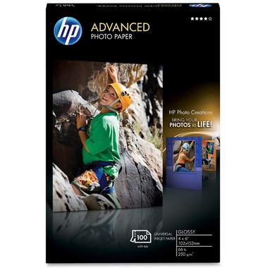 HP Advanced Borderless Glossy Photo Paper