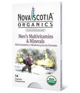 Nova Scotia Organics Men's Multivitamins & Minerals