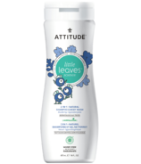 ATTITUDE Little Leaves 2-in-1 Shampoo & Body Wash Blueberry