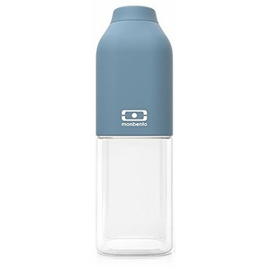 Monbento MB Positive Medium Denim Water Bottle