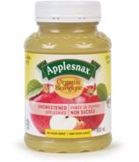 Applesnax Organic Unsweetened Applesauce