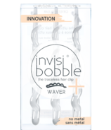 invisibobble Waver + Crystal Clear