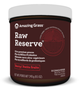 Amazing Grass Raw Reserve Green SuperFood Berry