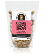 Comeback Snacks Beurre de cacahuète & Gelée Popcorn au caramel