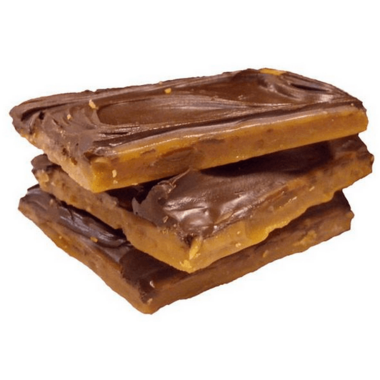 Sweetsmith Candy Co. Sugar Free Sea Salt Toffee Caramel