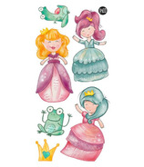 PiCO Temporary Tattoos Princesses