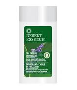 Bâton déodorant à l'huile d'arbre à thé Desert Essence
