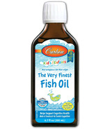 Carlson for Kids Very Finest Fish Oil Lemon Flavour