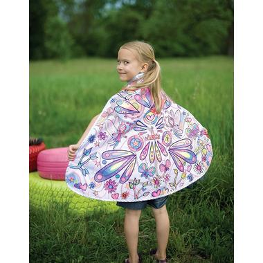 Great Pretenders Colour-A-Cape Fairy