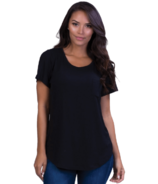 Belly Bandit Perfect Nursing Tee Black