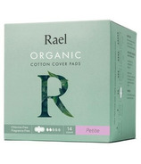 Rael Organic Cotton Cover Pads Petite
