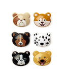 Kikkerland Doggie Bag Clips