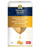 Manuka Health Manuka Honey Lemon & Ginger Lozenges