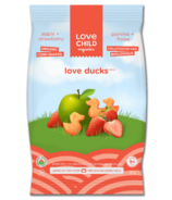 Love Child Organics Love Ducks Apple and Strawberry