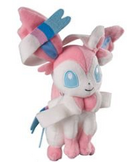Pokemon Sylveon Plush