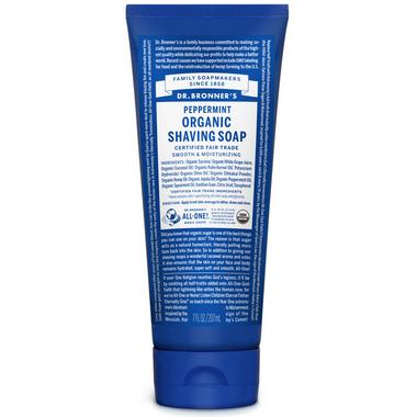 Dr. Bronner\'s Organic Shaving Soap Peppermint