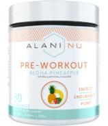 Alani Nu Pre-Workout Aloha Pineapple