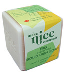 Make Nice Company BIG Solid Dish Soap Unscented