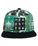 Headster Kids Snapback Hat Palm Trucker