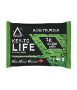 Key-To Life Keto Bar Supergreens with Moringa