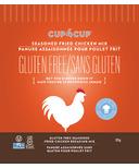 Cup4Cup Gluten Free Seasoned Fried Chicken